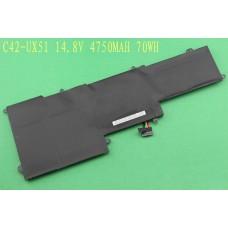 Asus Zenbook UX51 UX51VZ U500VZ C42-UX51 Battery