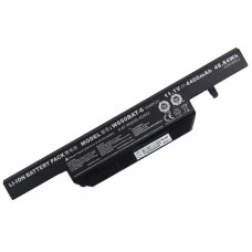 Clevo W650BAT-6 Laptop Battery